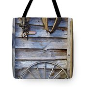 By The Tool Shed Tote Bag