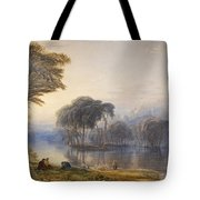By The Waters Of Babylon Tote Bag