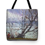 By Tonawanda Canal Tote Bag