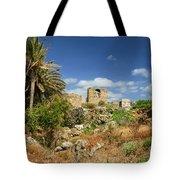 Byblos Castle, Lebanon Tote Bag