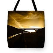 Bye Pass Around Waterford City, County Tote Bag