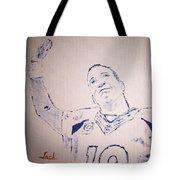 Bye Peyton Tote Bag