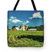 Bygone Days Tote Bag