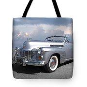 Bygone Era - 1941 Cadillac Convertible Tote Bag