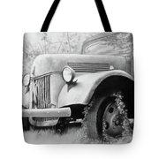 Bygone Era Tote Bag