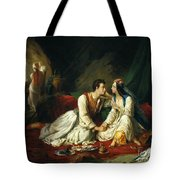 Byron As Don Juan Tote Bag