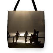 Byron Bay Lighthouse Tote Bag