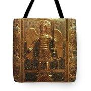 Byzantine Art: St. Michael Tote Bag