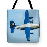 C-130 Fat Albert Tote Bag