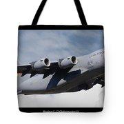 C-17 Globemaster IIi Poster Tote Bag