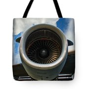 c-17 Power Tote Bag
