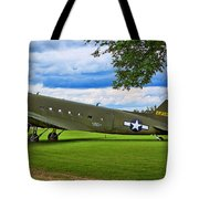 C-47 Special Delivery Tote Bag