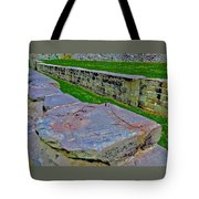 C And O Canal Lock Tote Bag