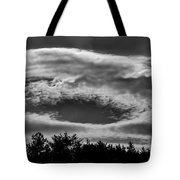 C Clouds Tote Bag