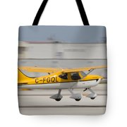 C-fgql Aircraft Tote Bag
