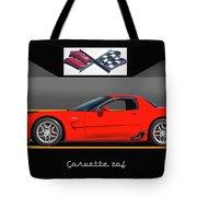 C5 Corvette Zo6 'profile' I Tote Bag