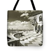 Ca D'zan Mansion Tote Bag