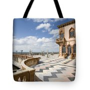 Ca D'zan Mansion Sarasota Tote Bag