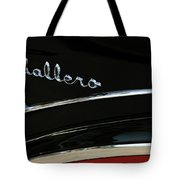 Caballero Tote Bag