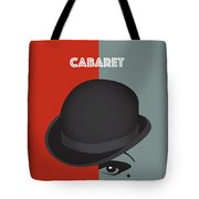 Cabaret - Alternative Movie Poster Tote Bag