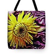 Cabbage And Mum Tote Bag