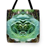 Cabbage Head Tote Bag