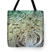 Cabbage Universe Tote Bag