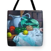 Cabbage3 Tote Bag