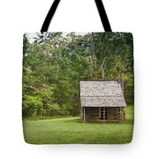 Cabin On The Blue Ridge Parkway - 6 Tote Bag