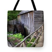 Cable Mill 3 Tote Bag
