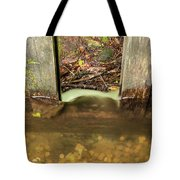 Cable Mill Flume 1 A Tote Bag