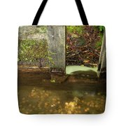 Cable Mill Flume 1 B Tote Bag