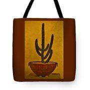 Cabo Cactus Tote Bag
