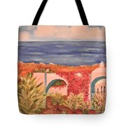 Cabo Garden Tote Bag