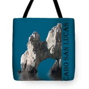 Cabo San Lucas Archway Tote Bag
