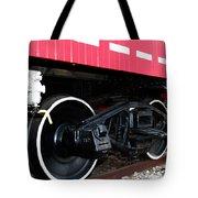 Caboose Tote Bag
