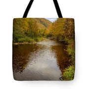 Cabot Trail Autumn 2015 Tote Bag