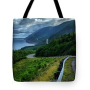 Cabot Trail Tote Bag