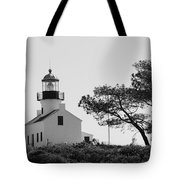Cabrillo Lighthouse 3 Tote Bag
