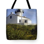 Cabrillo Lighthouse Tote Bag