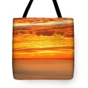 Cabrillo Sunset Tote Bag