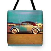 Cabriolet Classy Ride Tote Bag