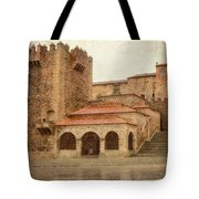 Caceres Spain Tote Bag