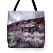 Cache Cabin Tote Bag
