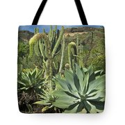 Cacti Of Koko Crater Tote Bag