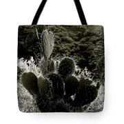 Cacti On Molokai Tote Bag