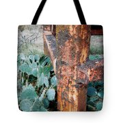 Cactus And Rust Tote Bag