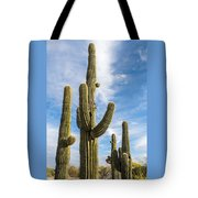 Cactus Arms Tote Bag