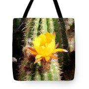 Cactus Bloom 033114a Tote Bag