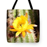 Cactus Bloom 033114e Tote Bag